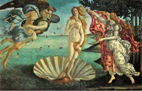 Botticelli's Birth of Venus